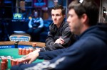 Miguel Proulx at the Final Table of Event #28