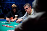 Mike Ellis at the final table of event #30