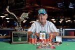 2010 WSOP NLH Seniors Champion, Harold Angle