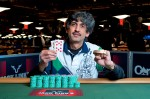 Event #35 winner, Ayaz Mahmood