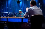 Steven Kelly heads up in event #39