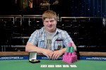 Peter Gelencser takes down the bracelet in the 2-7 Triple Draw Lowball (Limit) tournament at the 2010 WSOP.
