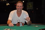 Winner of ring event #6, Marshall Ruddle