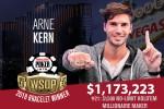 Arne Kern winner
