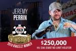 Jeremy Perrin Winner