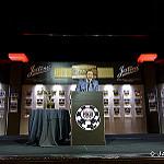 Ty Stewart addressing Seniors in Event 27