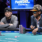 Mike Shin all in