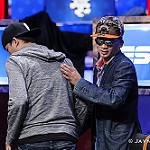 Mike Shin elimination