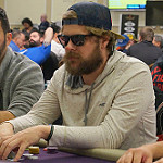 Ben Keeline Bike Main Event Day 1A