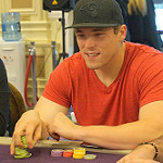 Alex Foxen Bike Main Event Day 1A