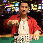 Kenny Nguyen Ring Winner