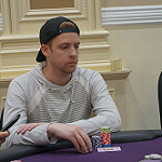 Danny Illingworth on Day 1B of Bike main event