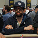 Jared Griener on Day 1B of bike main event