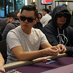 Charlie Nguyen on Day 1A of the Bike Main Event