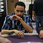 Johanssy Joseph on Day 1A of the Bike main event