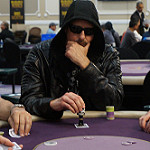 Bruce Kramer Day 1 Bike High Roller