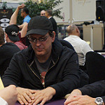 Phil Laak Day 1 Bike High Roller