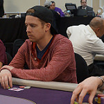 Danny Illingworth Day 1 Bike High Roller