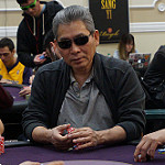 Tony Ma on Day 2 of Bike main