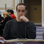 Nathan Bjerno on Day 1A of Bike Main Event