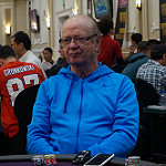 Billy Baxter on Day 1B of Bike Main Event