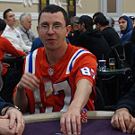 Sean Berrios on Day 1B of Bike Main Event