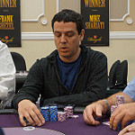 Carlos Mortensen at FT of Bike main event