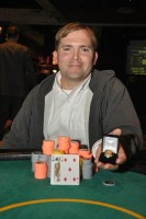 Event #5 Champion, Jonathan Hanner.