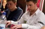 Canadian Andrew Pantling making a deep run in the 2010 WSOPE Main Event