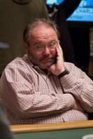 Ronald Eberhard ponders his next move