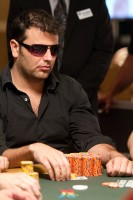 Saar Wilf sits as the chip leader at the end of day 2