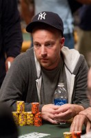 Scott Vener is in fourth place going into Day 3