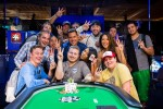 Brian Hastings Winning Group Photo: Event #39, Ten Game Mix