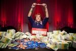 WSOP Europe Main Event winner Elio Fox of New York, USA.