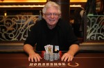 Charles Moore wins the Horseshoe Southern Indiana Main Event.