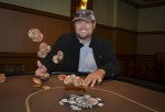 Event 9 winner, Kevin Davis