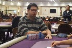 Karel Kratochvil leading final four of Bike $365 Re-Entry