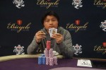 Truong Nguyen Wins Bike Event #1