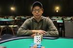 Cherokee Ev 11 winner Joseph Cheong