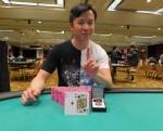 David Lu, Winner of Event #3