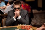 Chip Leader entering Day 5 is the debonair Tony Dunst.