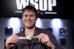 Simon Watt is Event 11's bracelet winner!