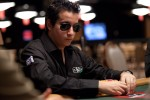 Winning $59,838, Georgios Kapalas took 4th place in the $1,500 Limit Hold 'em event