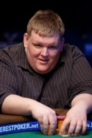 Jason Potter ended up 6th in the chips, bringing home $32,381