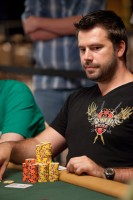 Nenad Medic is the chip leader heading into the final table of Event 20, $1,500 Pot-Limit Omaha