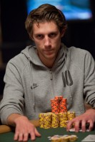 Thibaut Klinghammer represents Europe at the final table