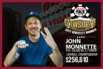 John Monnette official winner photo