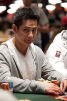 Thanh dat Tran, the current chip leader in Event 24