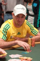 Jarred Solomon has worked his way to the final table.