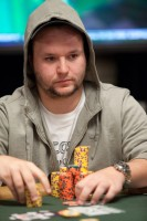 Final Table Contender Jason Hallee